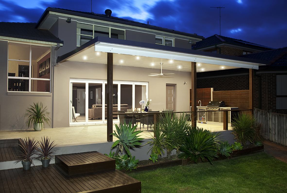 Port Patios patio awnings Port Macquarie