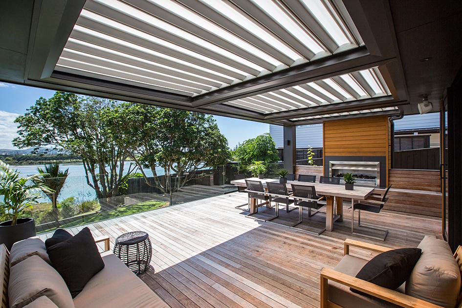 Port Patios Port Macquarie retractable roofs