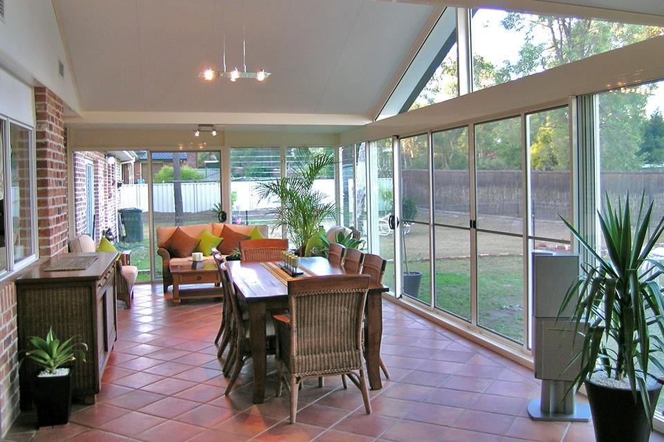 enclosed patios Port Macquarie Port Patios