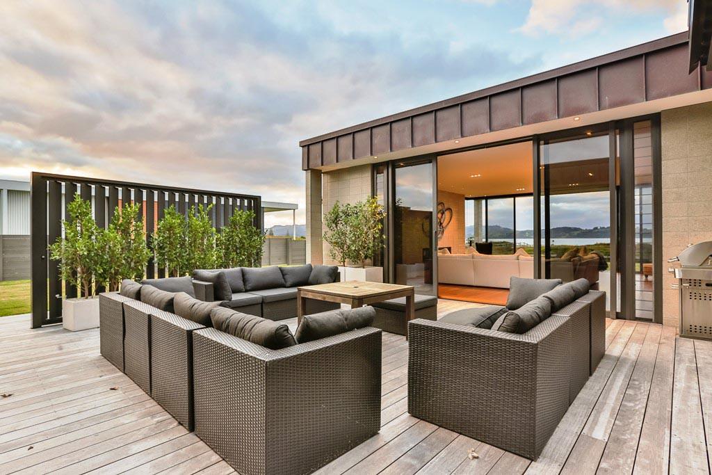 Port Macquarie timber deck Port patios