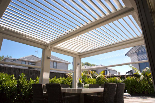 Port Patios all weather roof Port Macquarie