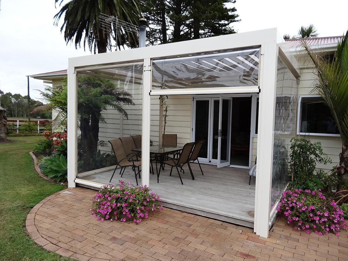 Port Patios pergolas and sunrooms Port Macquarie