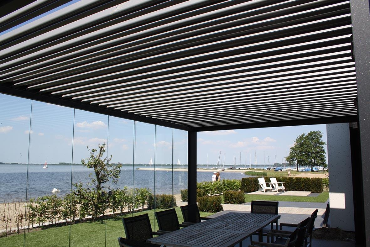 Glass enclosure Port Patios Port Macquarie