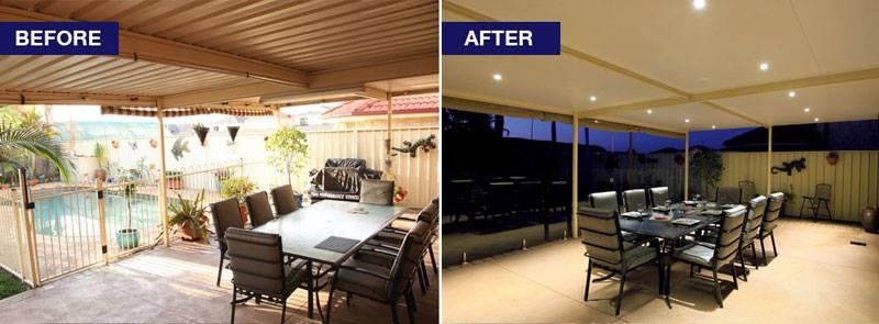 patio renovation Port Patios