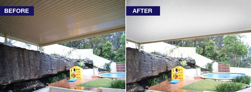 Port Patios deck renovation