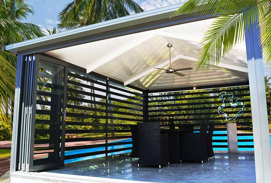 Gazebos - Create your own private retreat in your backyard with a stylish gazebo.