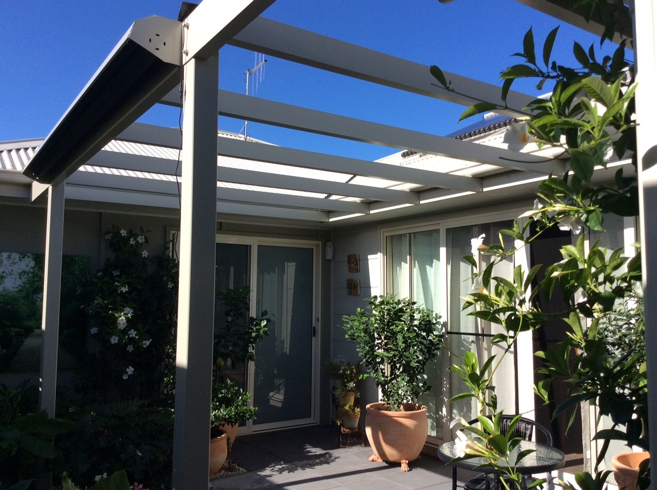 Pergolas - For your outdoor space