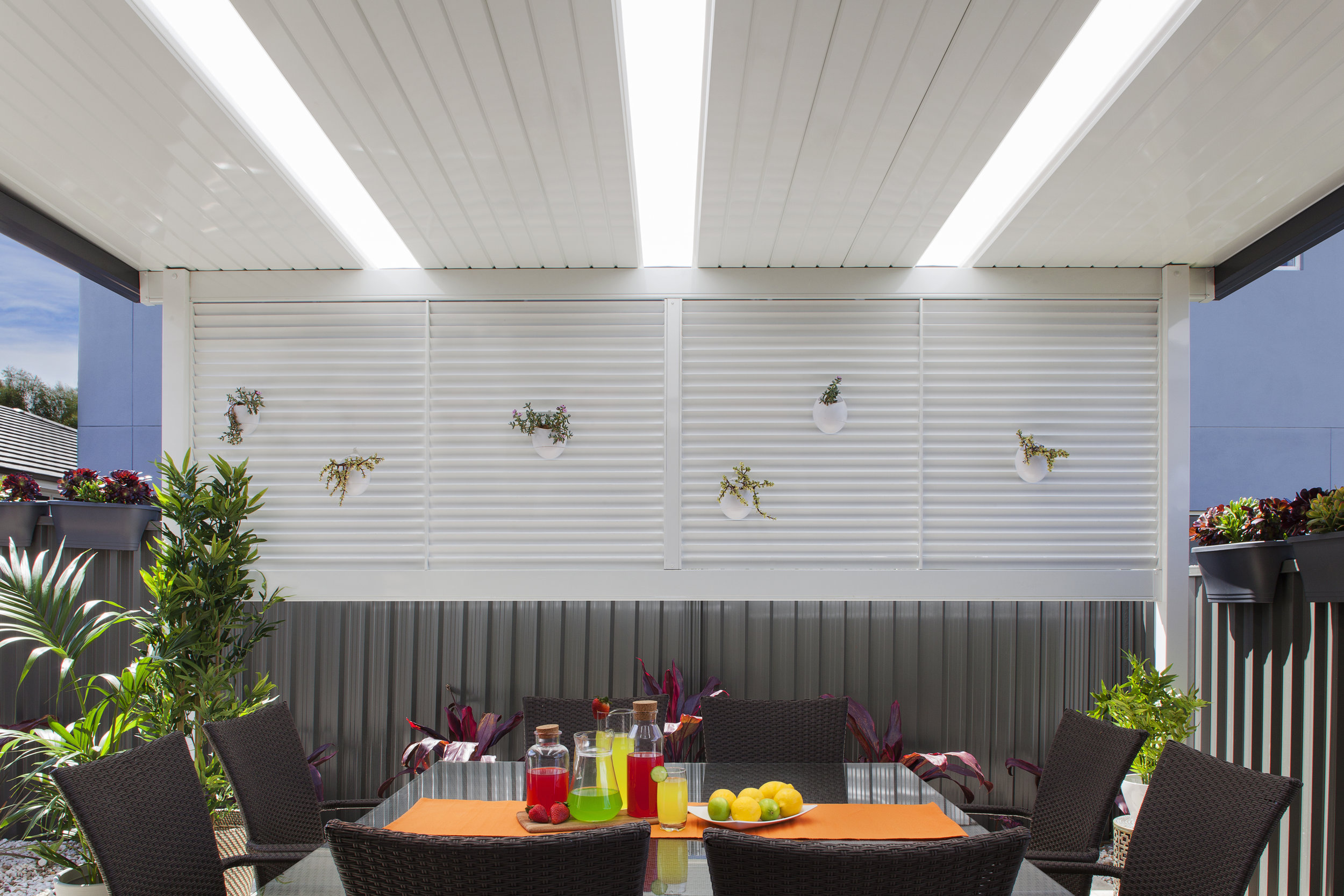 Privacy Screens - Add a little privacy to your entertaining space.