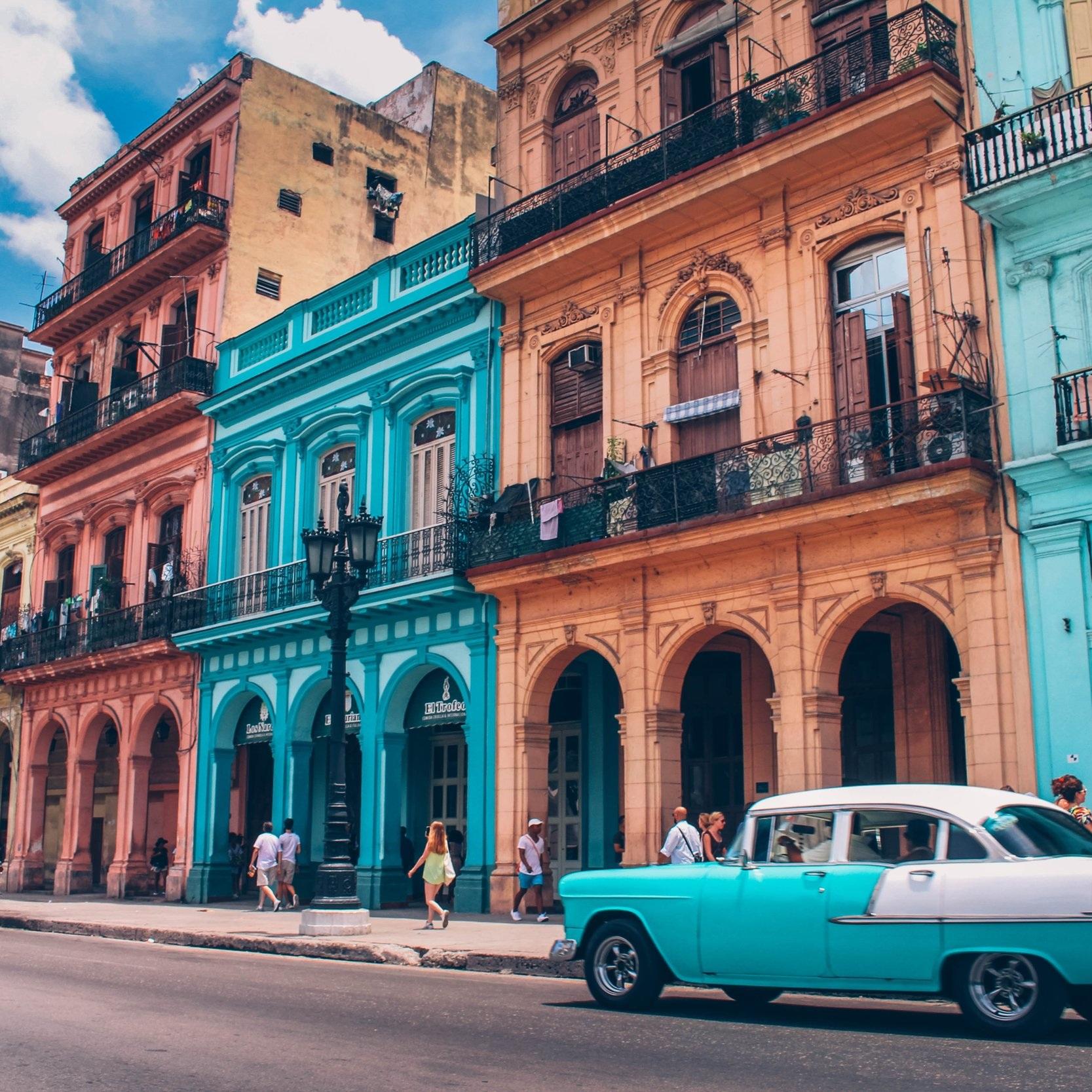 Havana & Trinidad, Cuba -