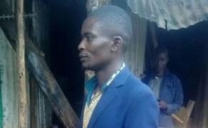 Samuel - Kenya, Africa