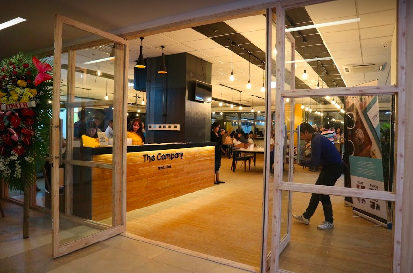 The Company Cebu IT Park Reception last Feb 15 atImage by Lyssa Amor Diaz