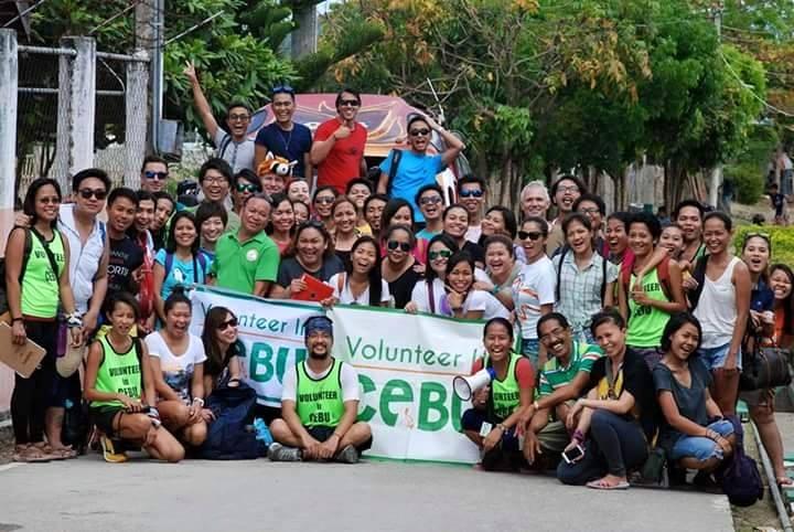 Volunteer in Cebu  FB Page
