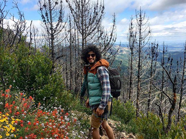 Mountain biking Saturday. Skiing Sunday. Climbing Monday. California living is good living.