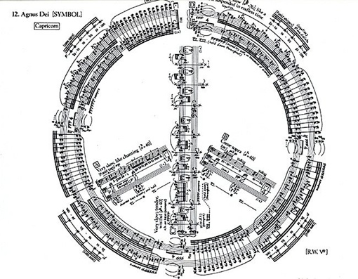 """Capricorn"" from Makrokosmos I by George Crumb."