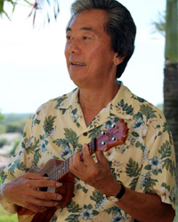 "Roy Sakuma: ""I don't think I could ever stop teaching the ukulele."""