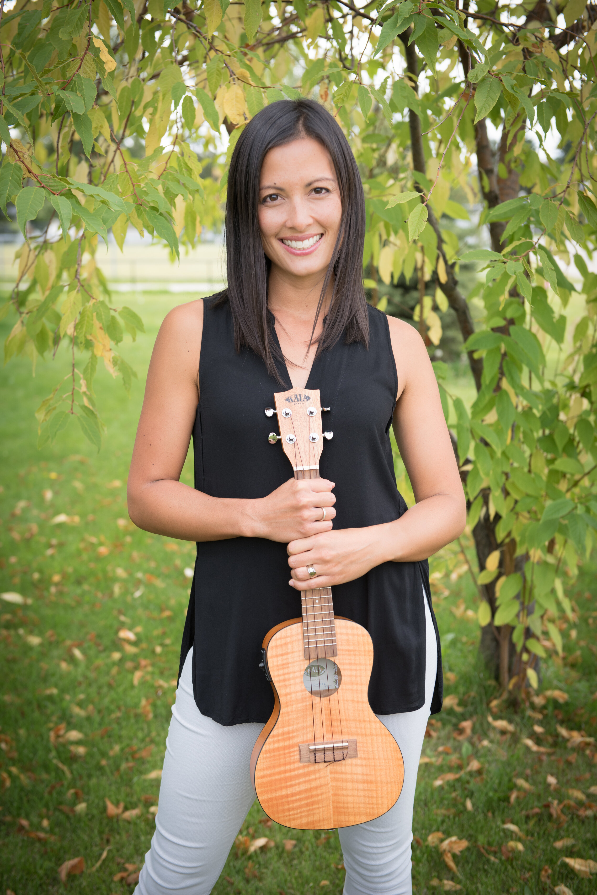 Ukulele has been hands down the BEST instrument I have used to build music literacy skills in the classroom. - - Christina O'Brien, Music Educator