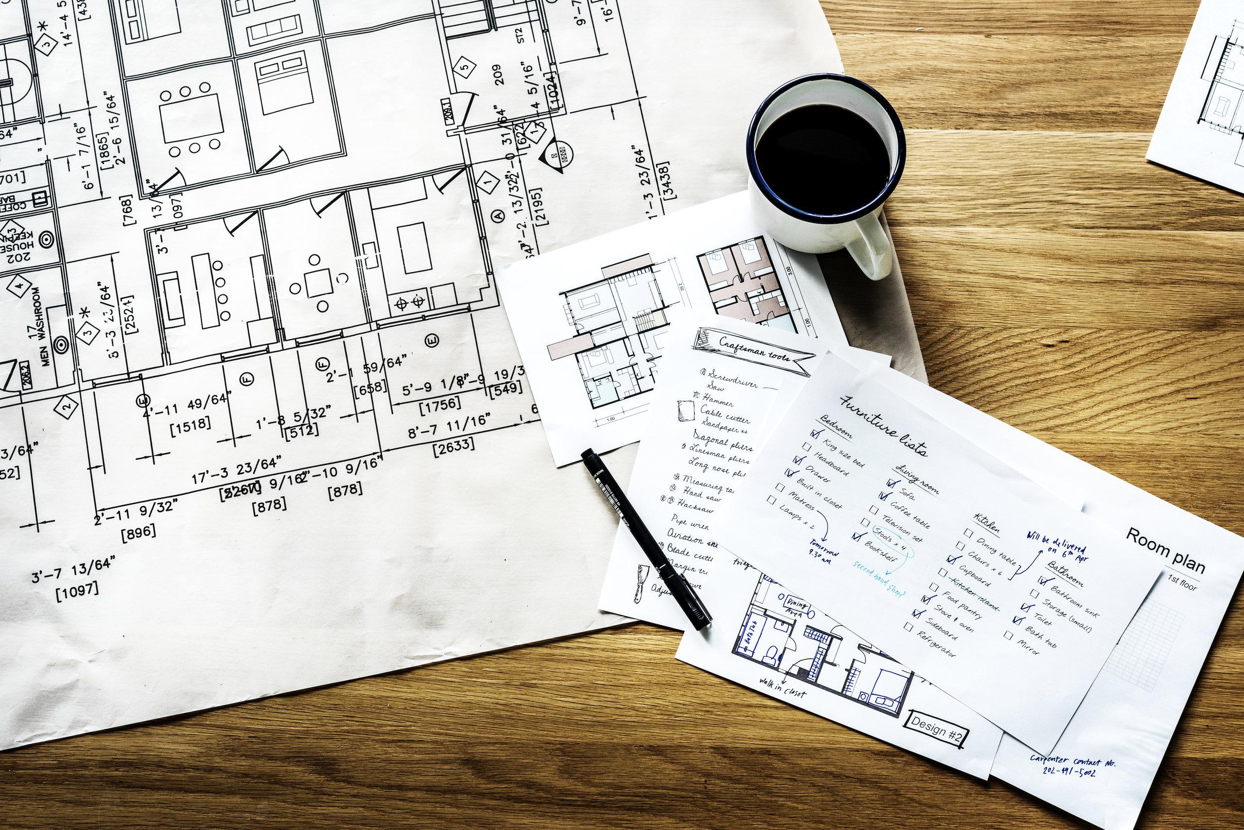 closeup-of-house-plan-blueprint-PZXZL32.jpg