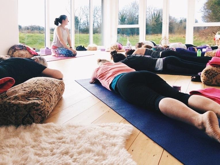 Weekend Workshops at Aruna Yoga Rathcoffey Maynooth