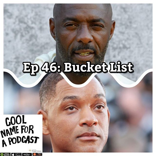Episode 46: Bucket List  Topics this week: - Will Smith's stand up clip - 'US' and Horror films - Maddie McCann - What does it mean to have a number 1 album? - Turn up Charlie - The Black Stand up comedy circuit  Leave a comment on the podcast, leave us a rating and a review!  Tweet us with the hashtag #CNFAP