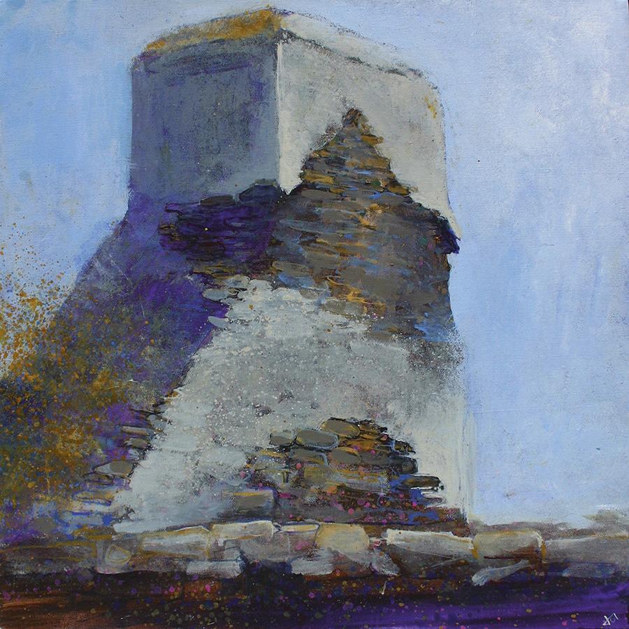 A Fine Chimney - Sherkin
