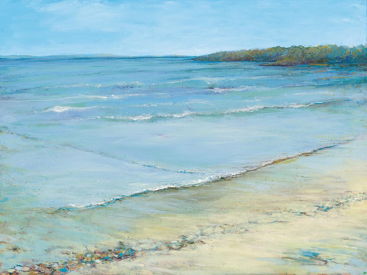 Long Slow Shoreline