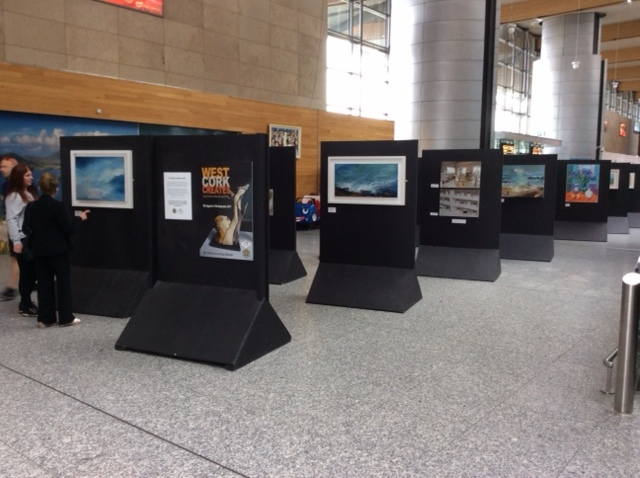 Cork Airport Exhibition.JPG