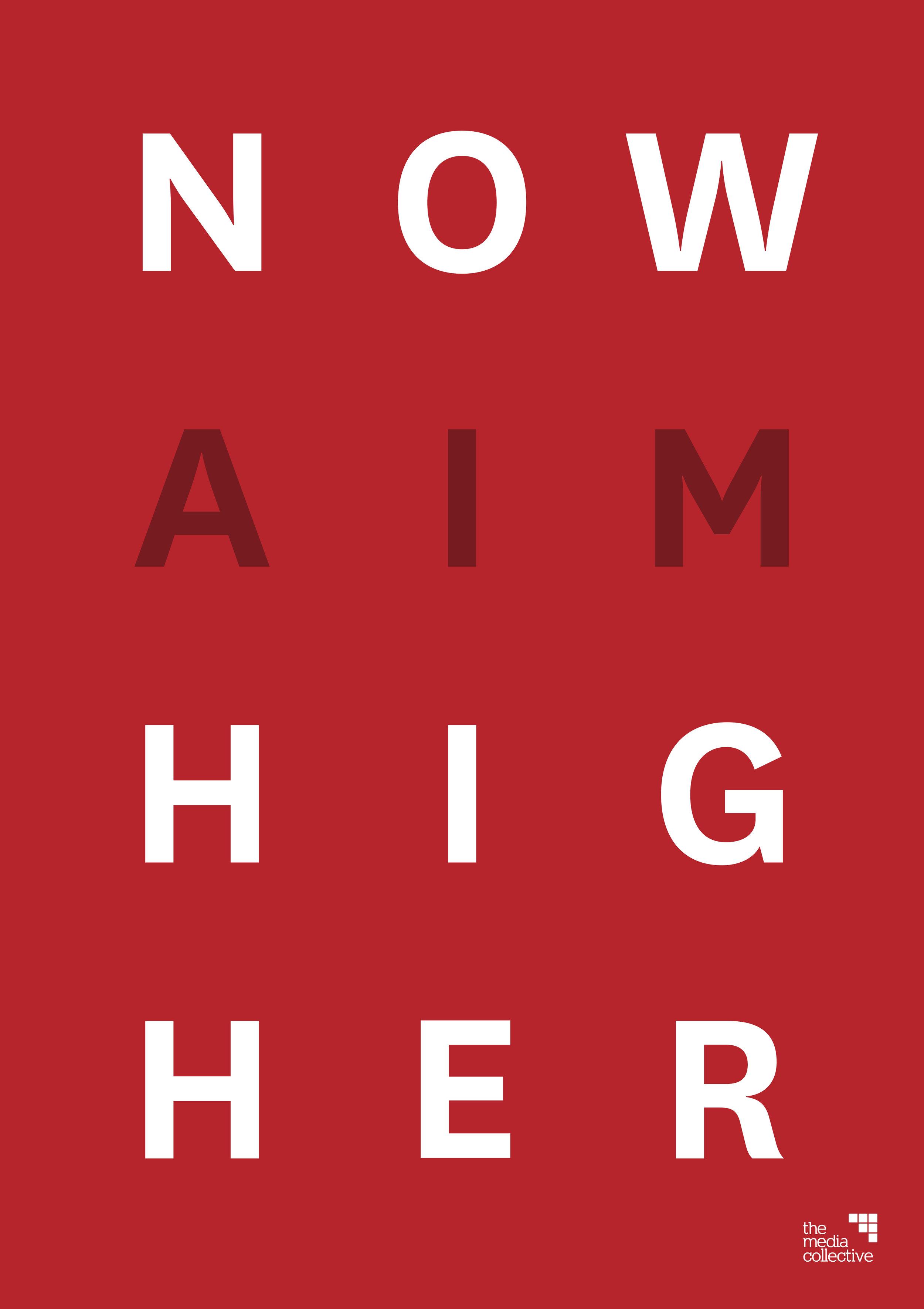 Aim Higher Poster Set