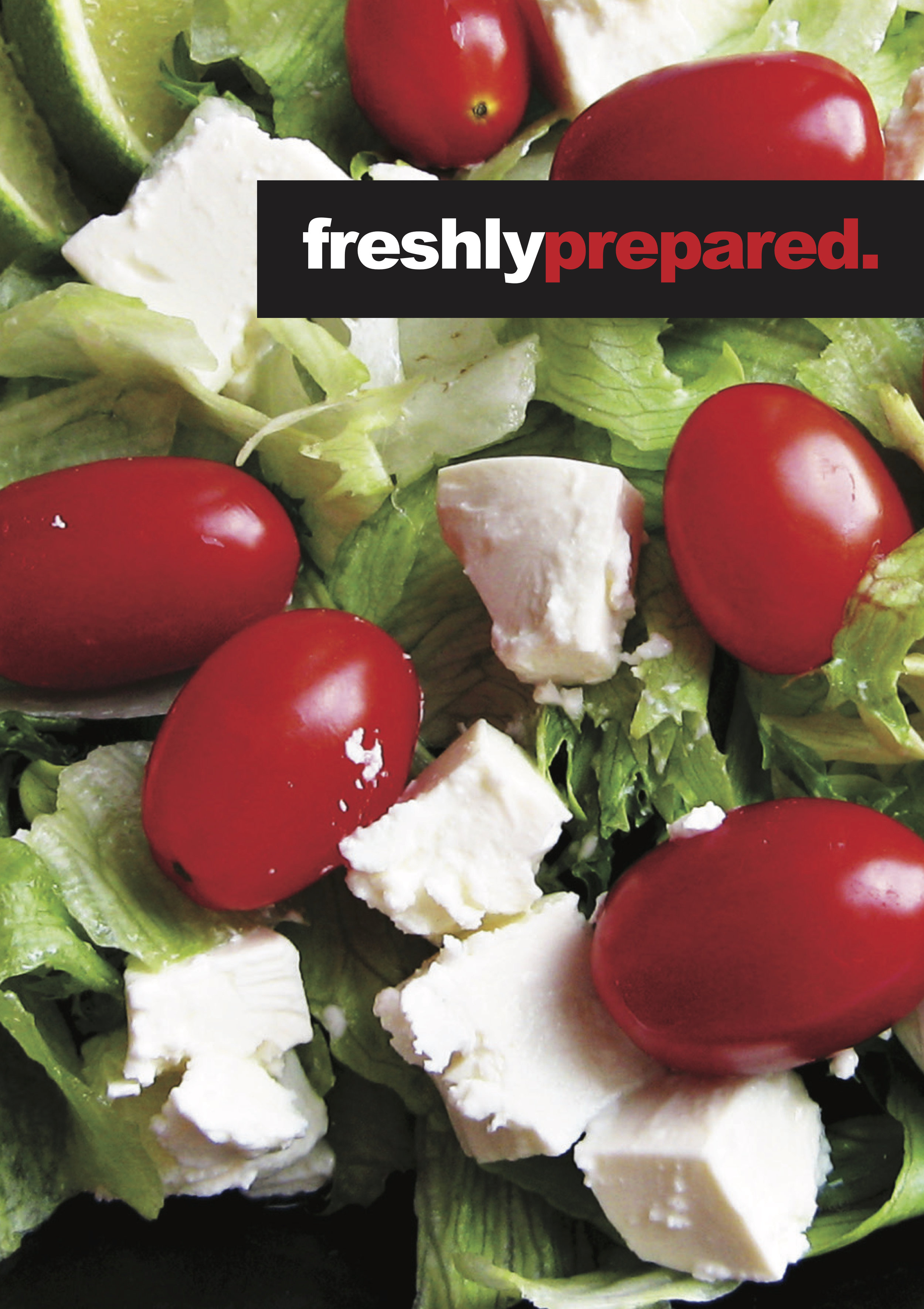 Fresh Food Poster Set