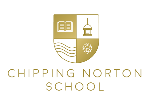 Chipping Norton School logo | school branding | UK School brand agency