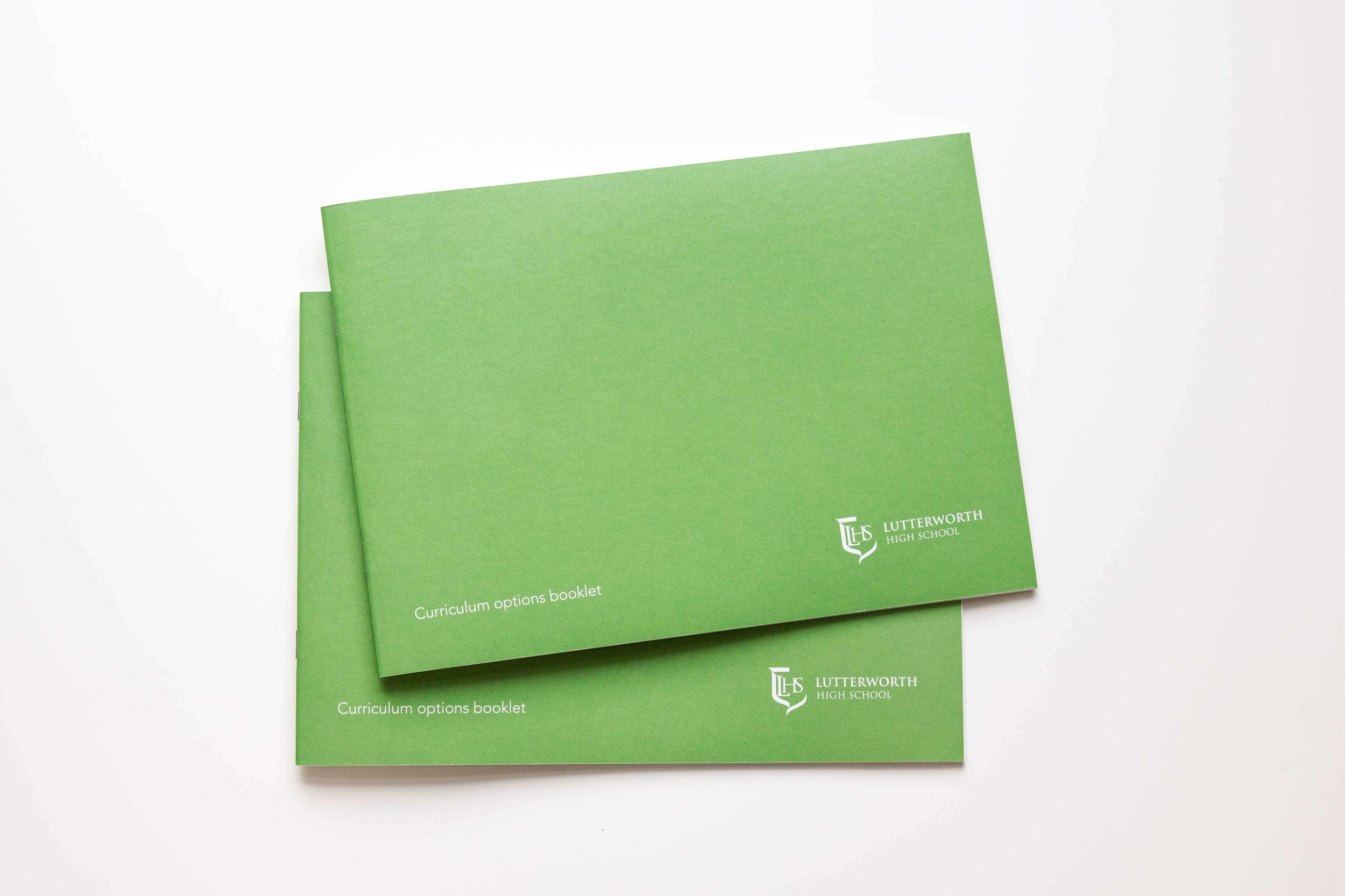 UK school prospectus design | UK, Coleshill