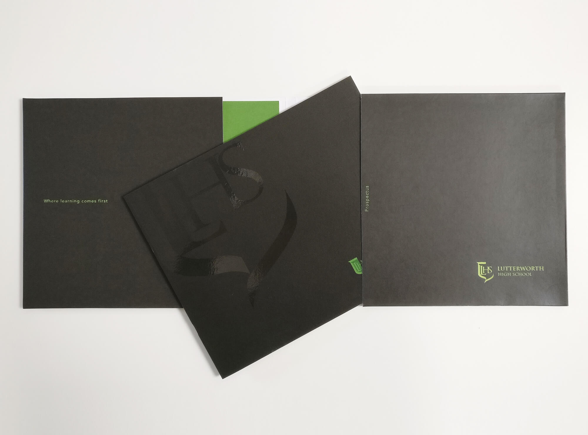High quality prospectuses for schools and colleges