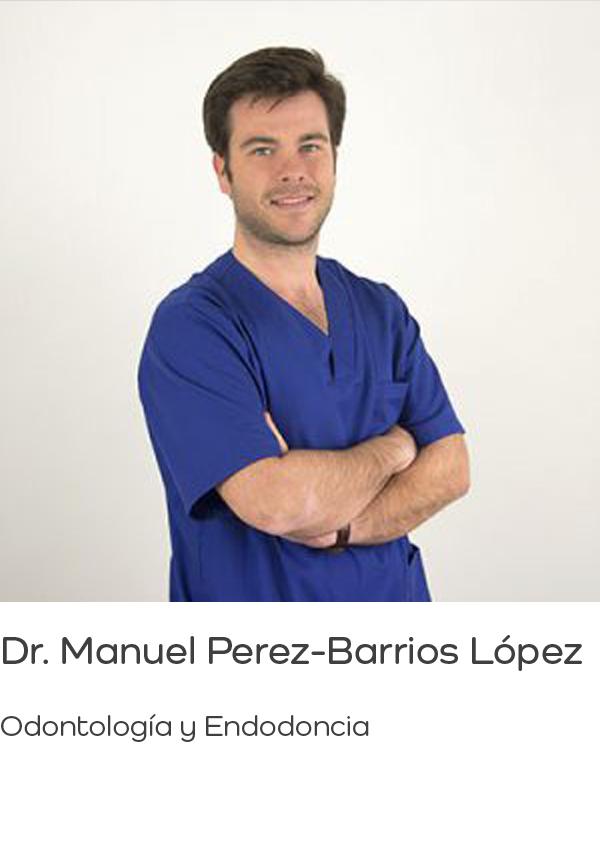 Dr. Manuel Pérez-Barrios López