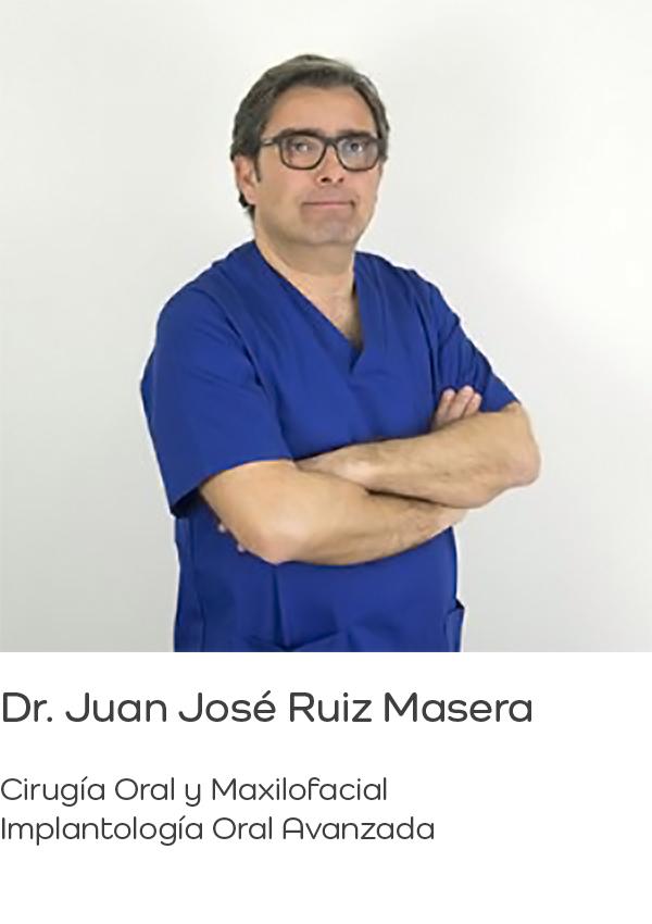 Dr. Juan José Ruiz Masera