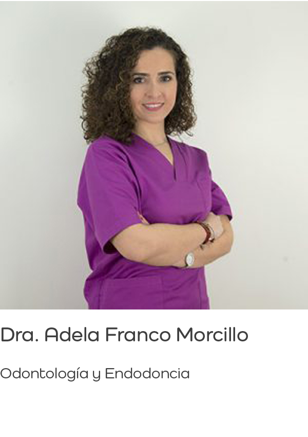 Dra. Adela Franco Morcillo