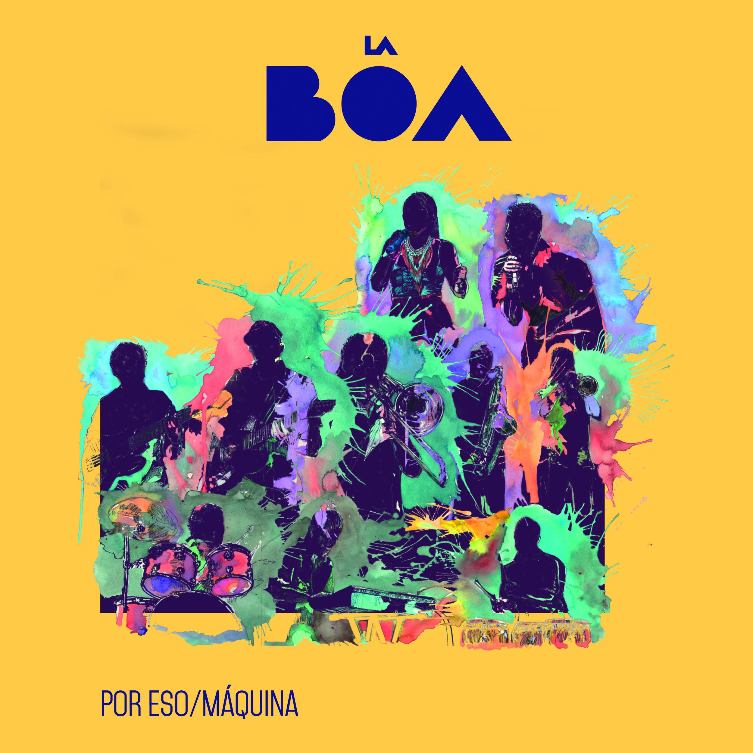 Por Eso / Máquina EP