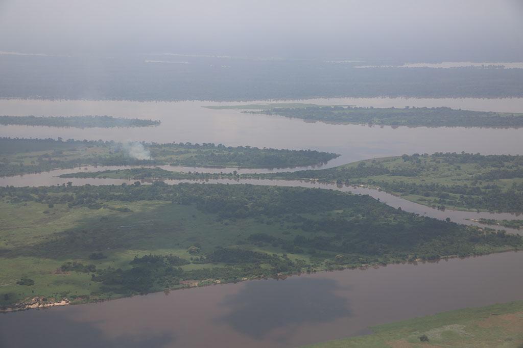 Région Nord - Nord Ubangi, Sud Ubangi, Mongala et Equateur