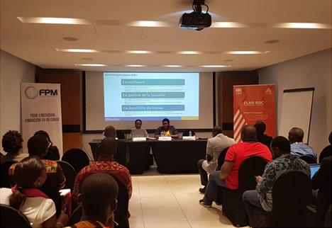 ÉLAN RDC et le FPM lancent une étude de diagnostic général sur les réseaux d'agents en RDC - Mediacongo