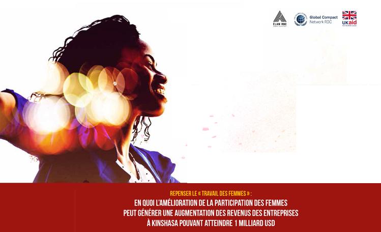 Que peut gagner la RDC en engageant plus de femmes dans les entreprises ? - Habari RDC