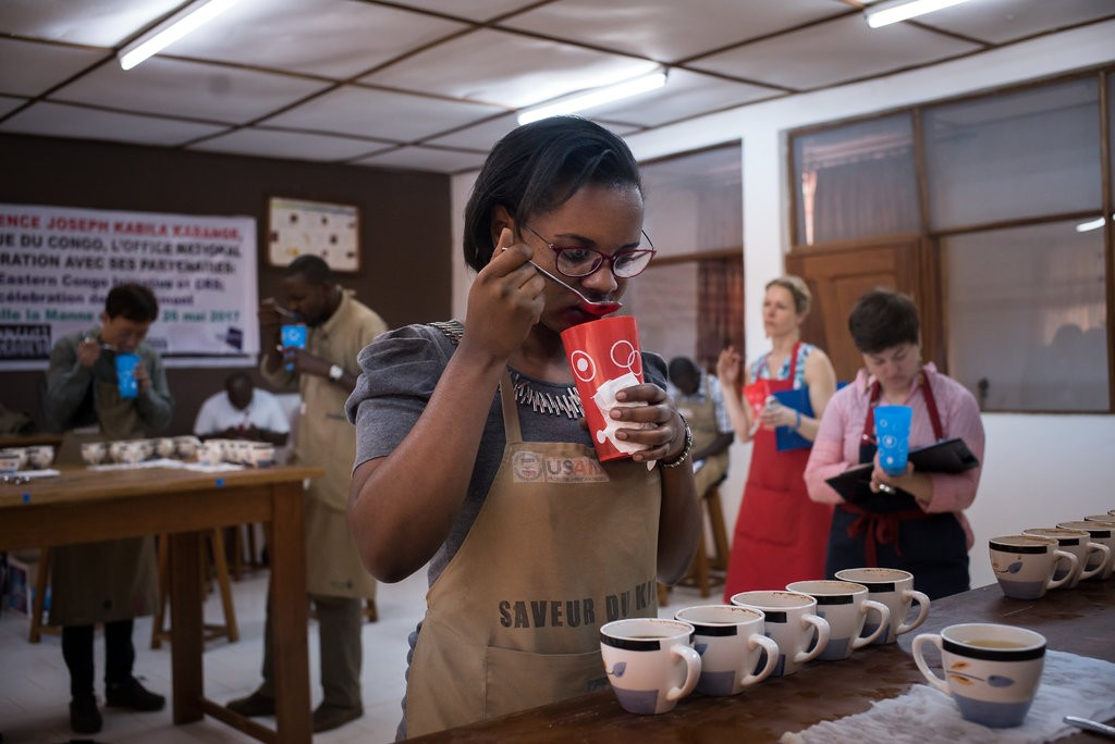 Congo's Specialty Brews Look to Be the 'Future of Coffee' - The New York Times