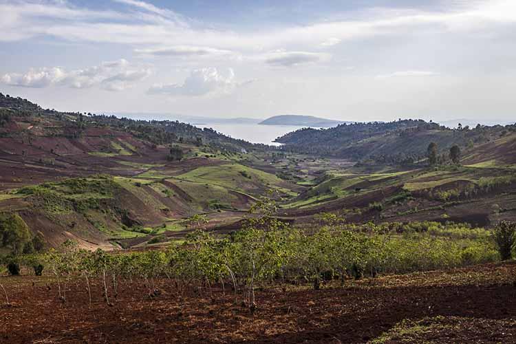 Région Sud - Haut Katanga, Lualaba, Haut Lomami, Tanganyika