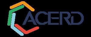 The new ACERD logo.
