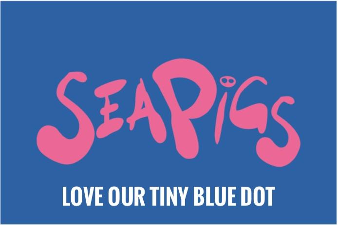 SeaPigs Brand Logo - Cocreation