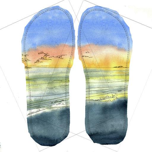SeaPigs Drifters 'Pacific Paradise - Waipu' Design