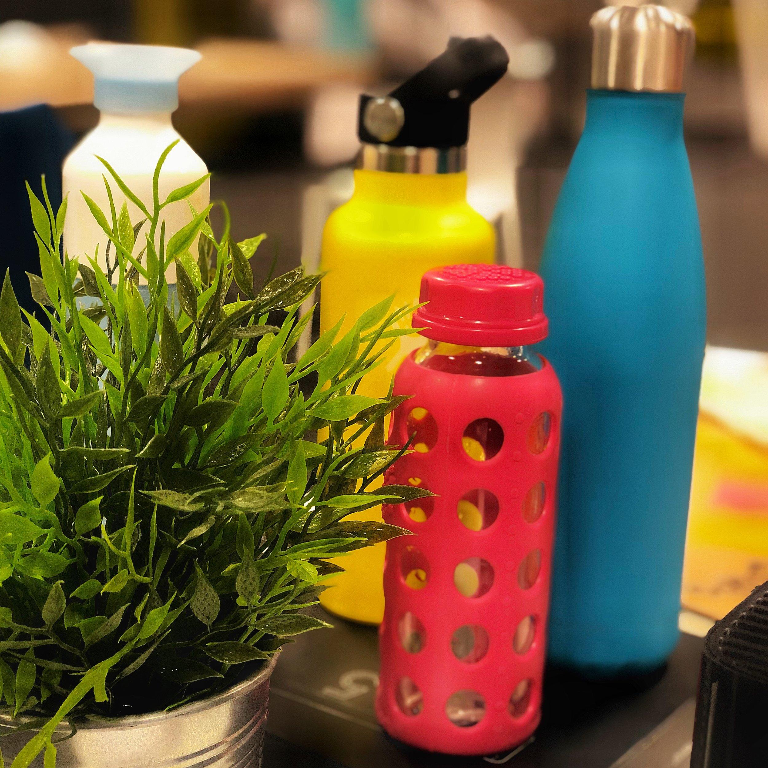 Reusable Water Bottle Review - Rachel tests the best 5 water bottles