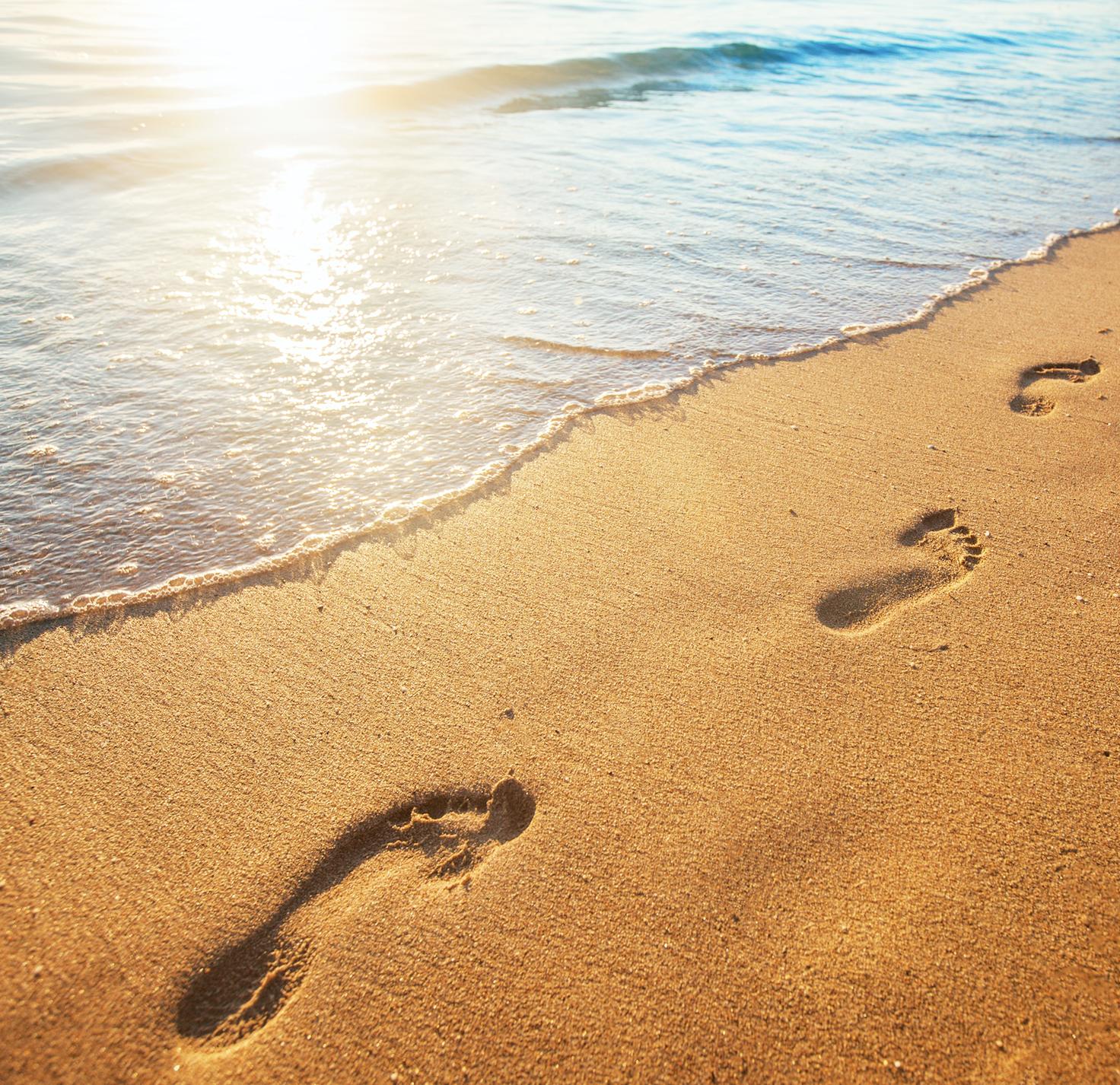 Leaving Positive Footprints
