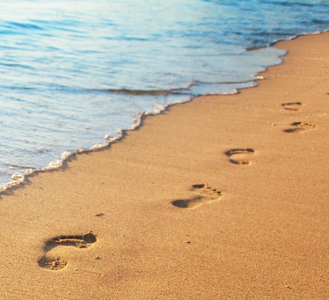 Leaving P{positive Footprints on our planet