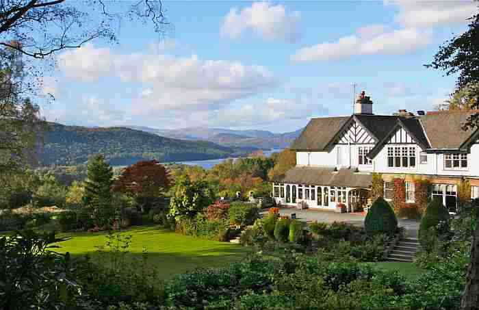 Linthwaite House was recently listed in the 100 best hotels by The Sunday Times!