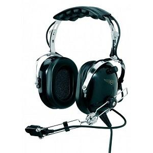 Genre de casque compris dans le module. Fiches aviation standard, compatible avec toute VHF aviation. -