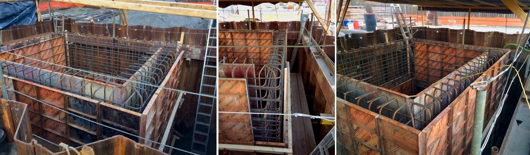 pump station construction, virginia beach