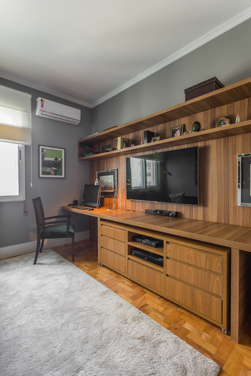 Home Office/ Sala de TV
